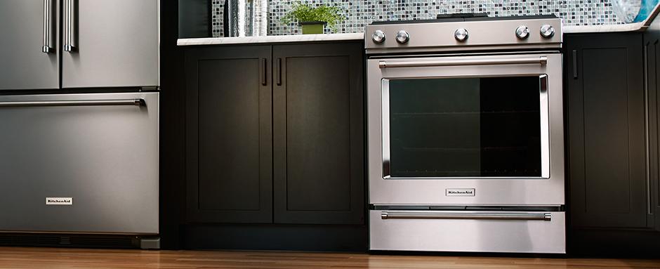 HomesMagic - Four KitchenAid Ranges to Help You Cook Like a Pro