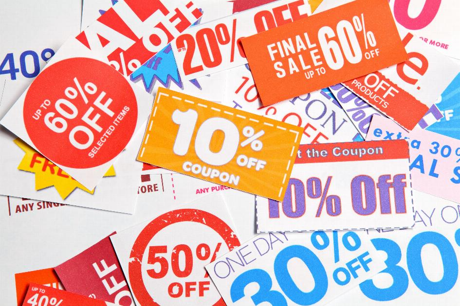 banner-1 of Like to Save? Coupons and Discounts are Everywhere