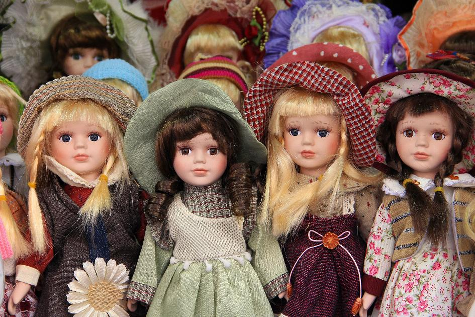 thumbnail of The Right Dolls Become More Collectible By the Year