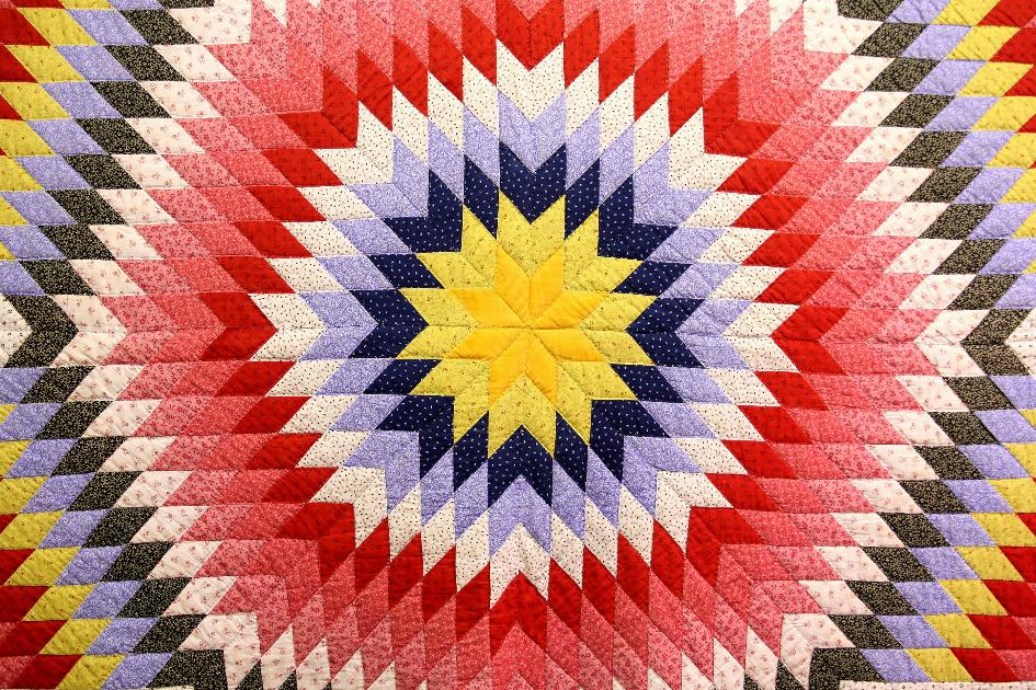 thumbnail of Quilts Are Both Beautiful and Warm