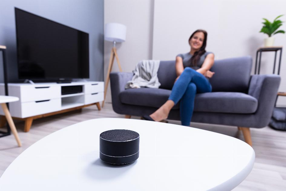 thumbnail of Use the Smart Speakers and Smart TV In Your Home Correctly