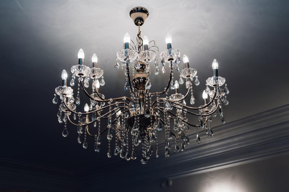 thumbnail of A Beautiful Chandelier Adds Class to Any Room
