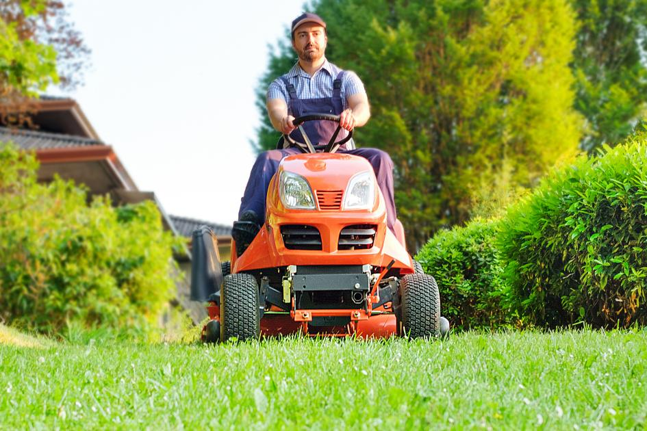 banner-1 of Proper Lawn Maintenance Ensures a Great Looking Yard